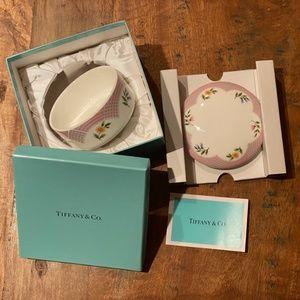 NWT Tiffany & Co Japan Limited Sugar Bowl